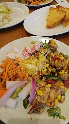世界のオシャレサラダを神奈川野菜で!