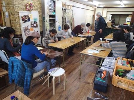 竹かご教室 2020年 1月