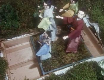 『 薩摩の水からくり 』より。(企画 鹿児島県教育委員会・民族文化映像研究所制作・1990年)